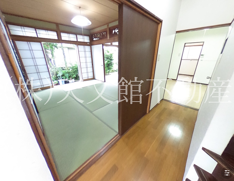 鹿児島市吉野町「売家 4DK 1,100万円」玄関 廊下