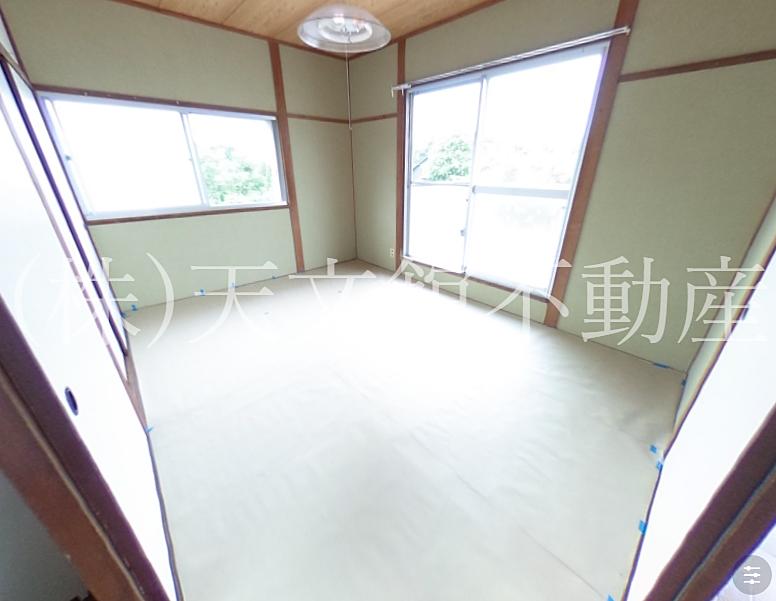 鹿児島市吉野町「売家 4DK 1,100万円」2階和室