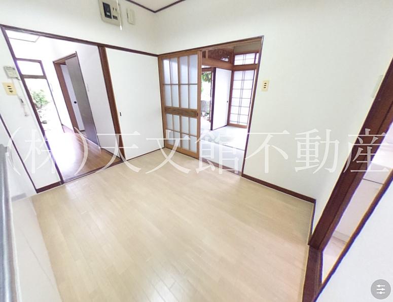 鹿児島市吉野町「売家 4DK 1,100万円」和室