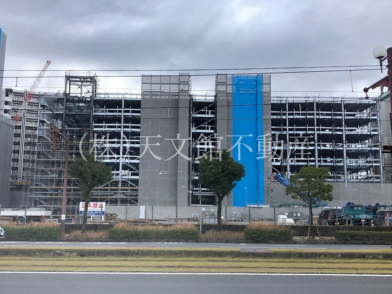 鹿児島市高麗町「旧鹿児島交通局」が「キラメキテラス」になりシェラトンホテルも出来ます。