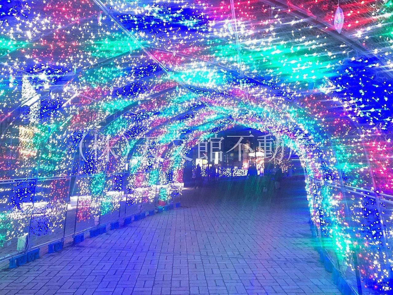 鹿児島市千日町の天文館公園で天文館ミリオネーションが始まりました。