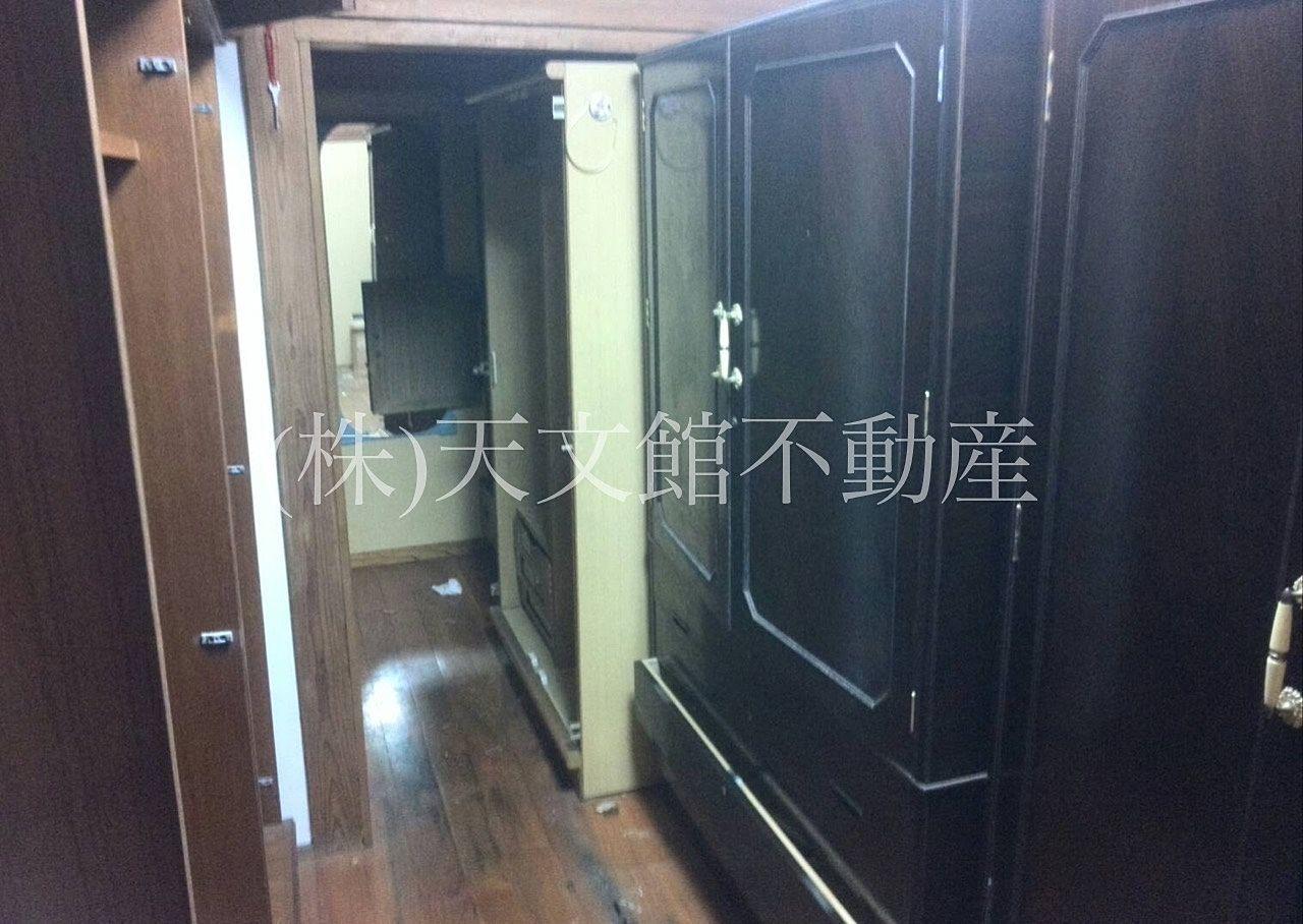 鹿児島市樋之口町の天文館不動産は物件の買取もします。室内に家具家電があっても大丈夫です。