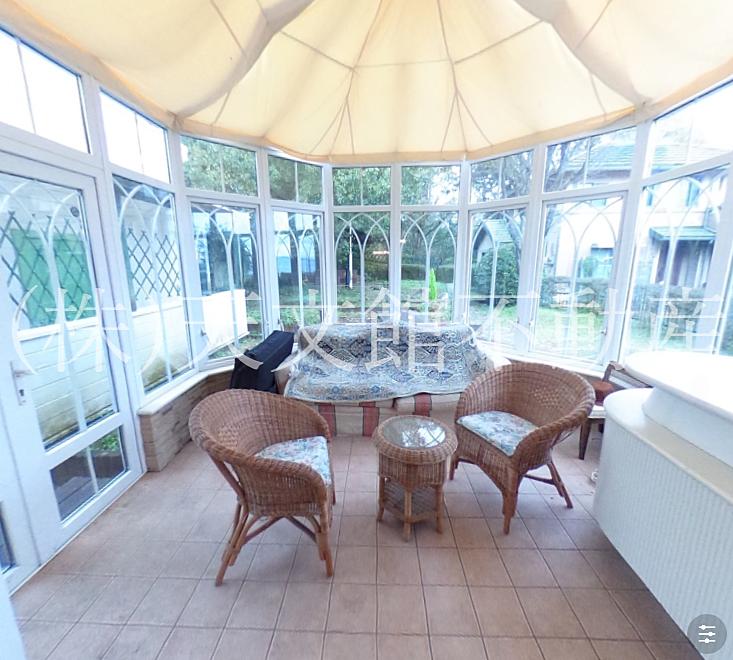 鹿児島市平川町売家お庭を眺めも最高です。