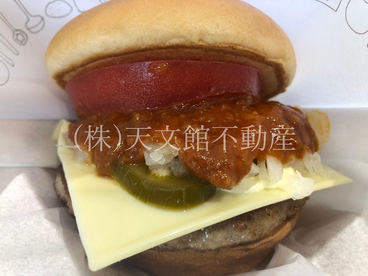 鹿児島市山之口町のNikanbashi Burger Barはチーズバーガーも美味しいです。