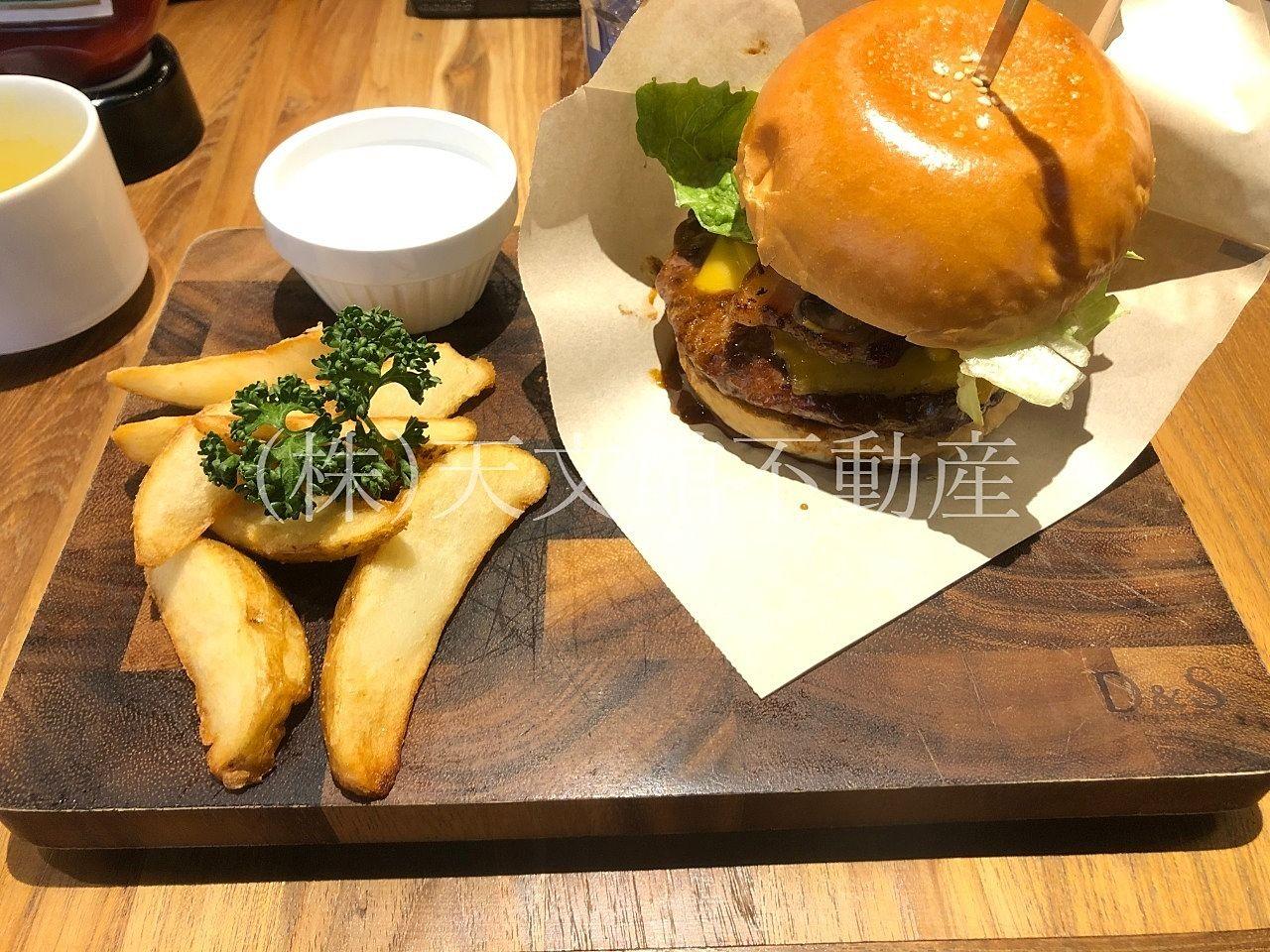 鹿児島市山之口町のNikanbashi Burger Barに行ってきました。