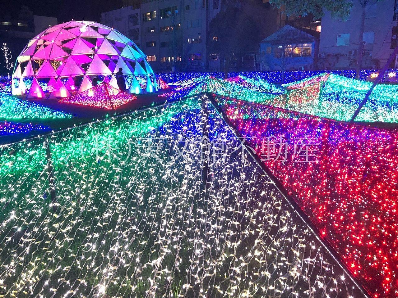 鹿児島市千日町の天文館公園でミリオネーションがありました。