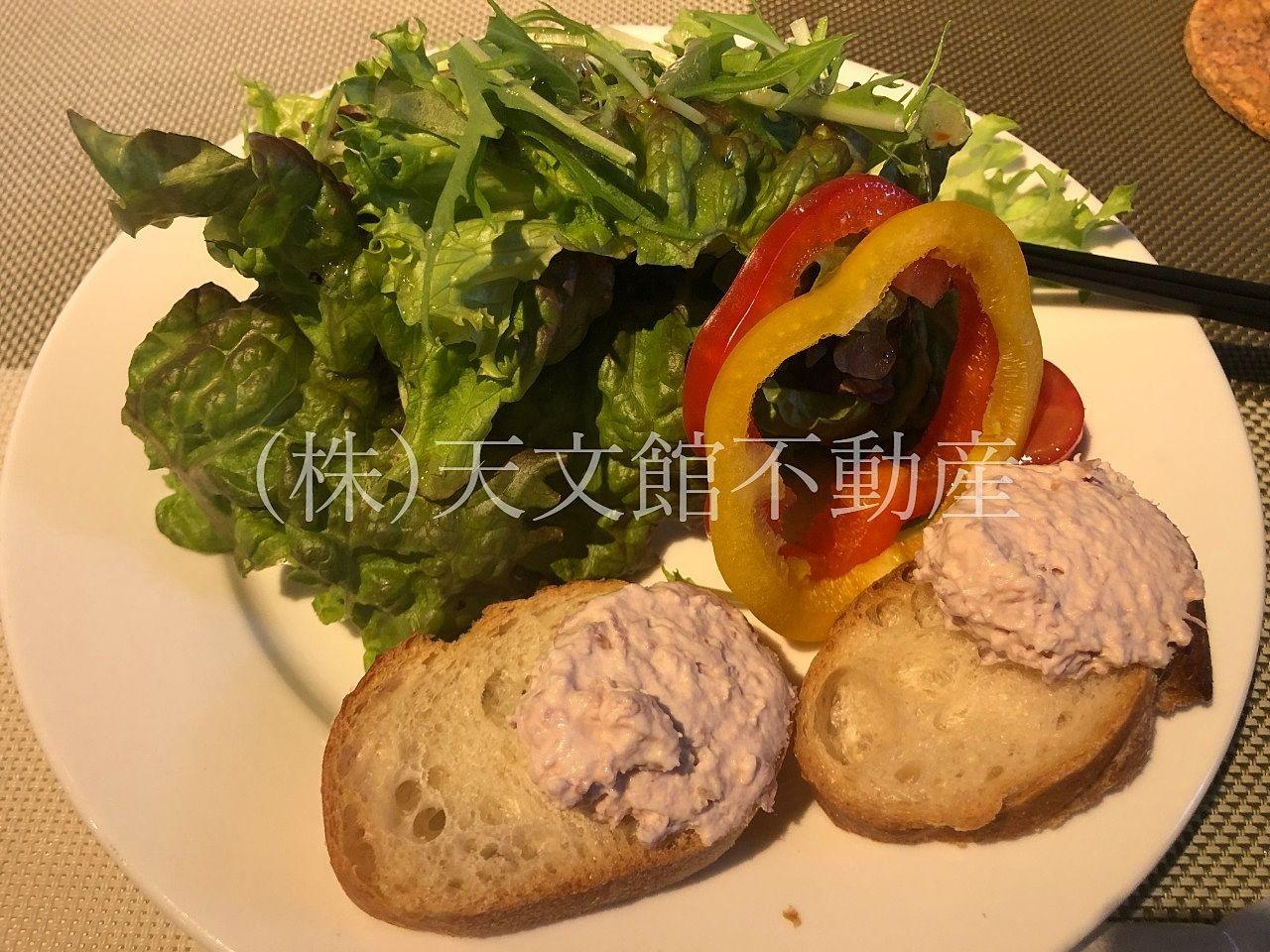 鹿児島市城山町「DINIZ CAFE (ジニスカフェ)」の前菜は美味しいです。