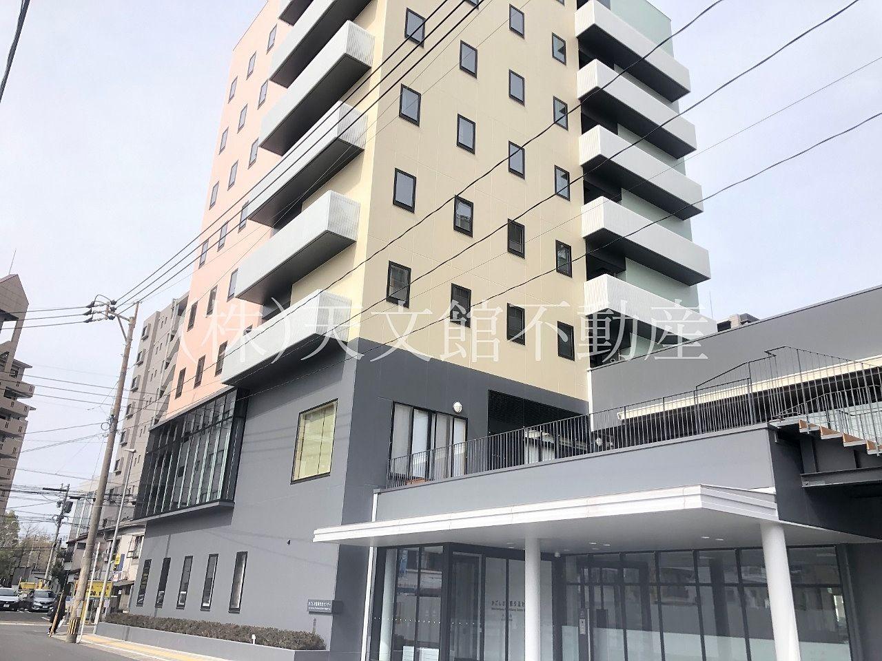 鹿児島市加治屋町「鹿児島市加治屋町「かごしま国際交流センター完成」令和2年4月オープン予定完成」令和2年4月オープンしました。