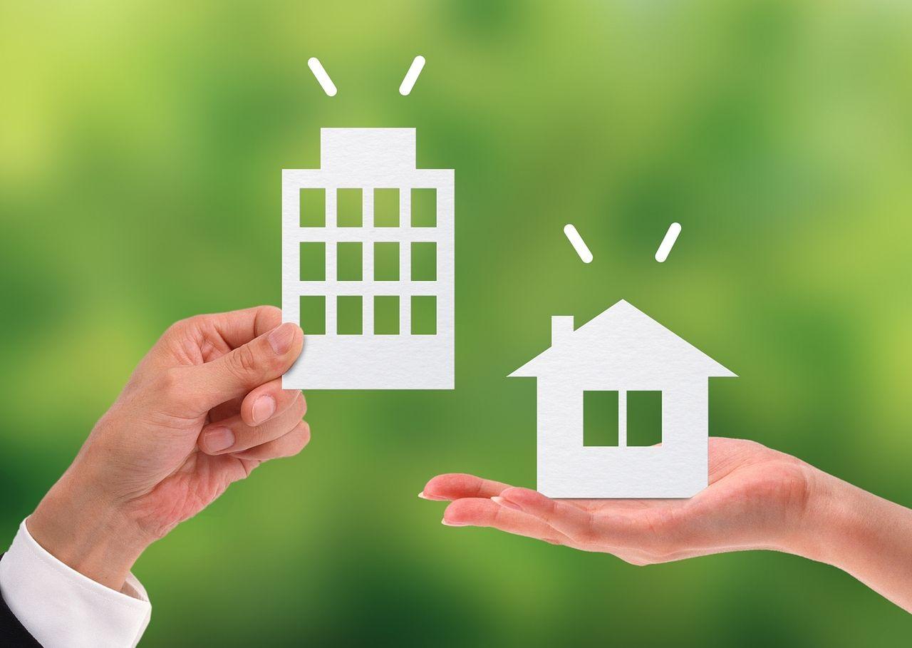 不動産情報を預かった場合は他の不動産会社とも協力して販売営業しています。