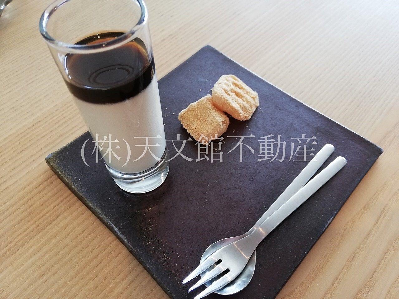 鹿児島市吉野町「ケイトキッチン」のランチについているデザートです。