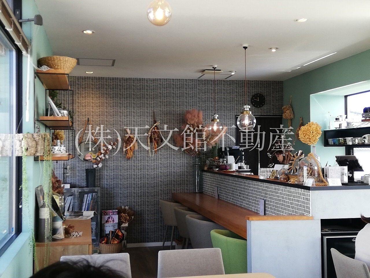 鹿児島市吉野町のケイトキッチンはアートな空間に包まれています。