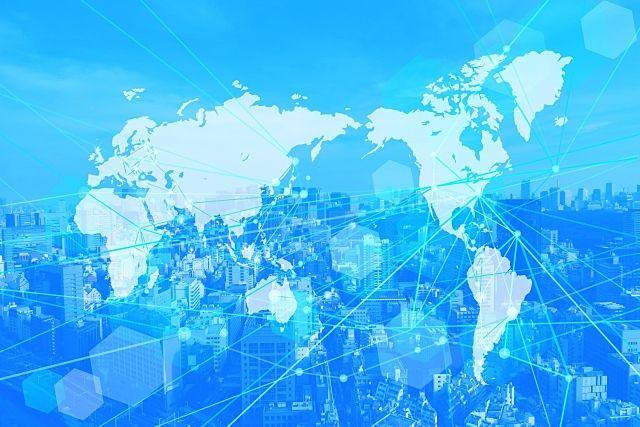 新型コロナウイルス感染世界マップが見れますサイトがありました。