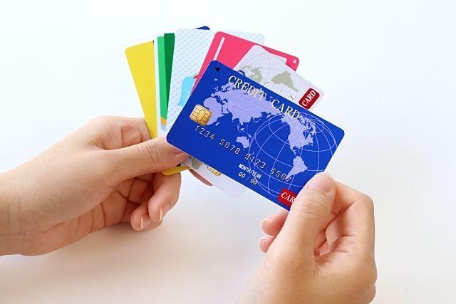 クレジット払いには二種類の支払い方法があります。