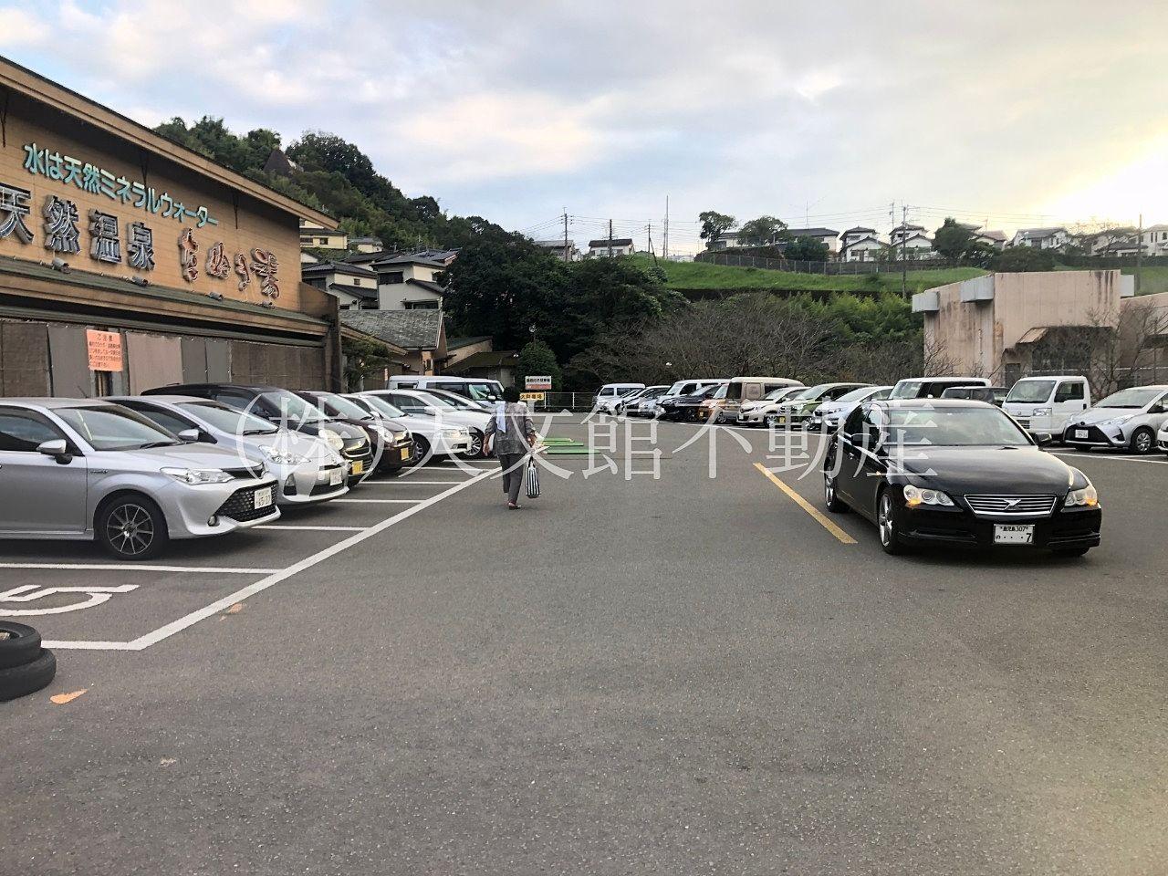 鹿児島 たぬき湯 おすすめ 温泉 駐車場