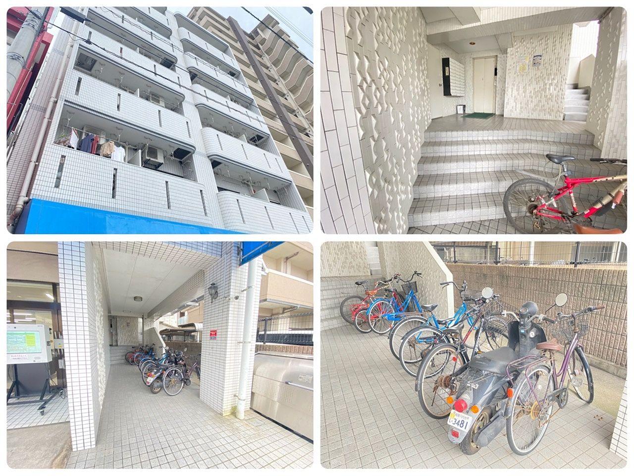 鹿児島市障害者グループホーム桜は鹿児島市上荒田町にもあります。