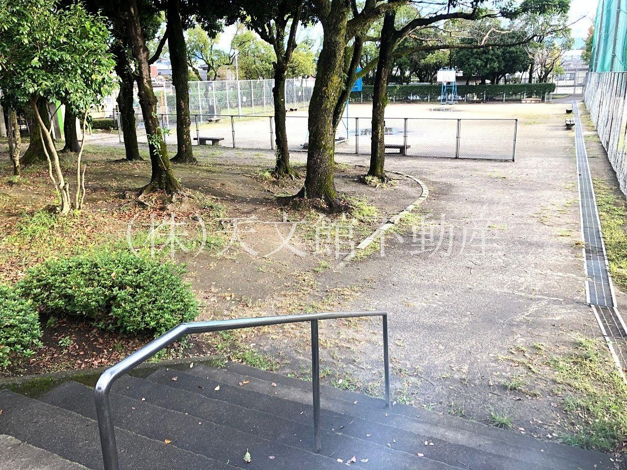 鹿児島市西伊敷 伊敷団地中央公園