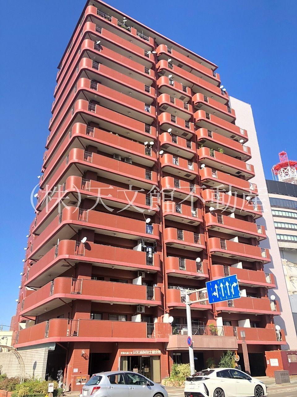 鹿児島市松原町「第6鶴丸ハイツ中央」売却物件募集中。売却無料・買取査定無料。